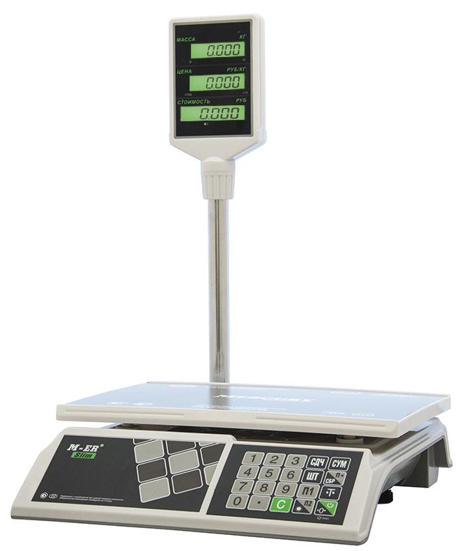 Торговые весы Mercury M-ER 326ACP-15.2 LED