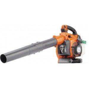 Воздуходувка-пылесос Husqvarna 125VBx Blower. дв. 28см3/1,1л.с., мульчирование, фиксатор мон. газа.