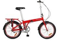 Велосипеды Складные Shulz Max (2018) Красный