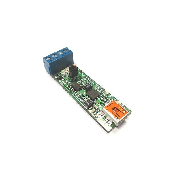 Автомобильный сканер Мастер-кит BM9213M, USB адаптер для K-L-линии и OBD-II