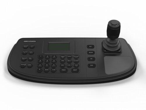 Комплект видеонаблюдения Hikvision пульт DS-1006KI, настольный (клавиатура, экран, джойстик)