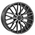 "Диски OZ Racing Italia 150 Dark 17""/8"", PCD 5x112, ET 35, DIA 75 - фото 1"