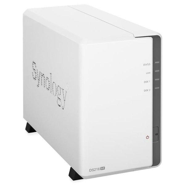 сетевое хранилище SYNOLOGY DS216se