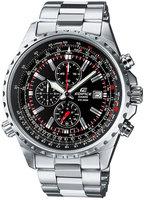 Японские наручные часы Casio Edifice EF-527D-1A с хронографом