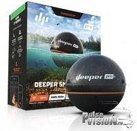 Рыбопоисковый эхолот Deeper Smart Sonar PRO+ (Wi-fi + GPS)