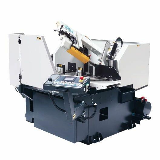 Автоматический ленточнопильный станок консольный PEGAS 230x280 A-CNC-R (Ленточная пила по металлу)