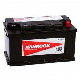 Автомобильный аккумулятор HANKOOK 80R (58080) 740А обратная полярность 80 Ач (315x175x175)