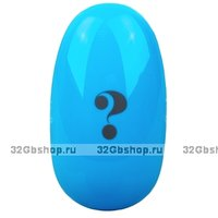 Универсальный внешний аккумулятор Wisdom YC-YDA6 Portable Power Bank 4400mAh blue один выход USB 5V 1 A
