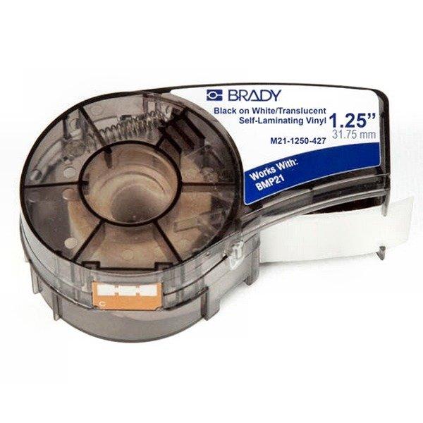 Самоламинирующаяся лента Brady M21-1250-427 30,48мм 4,26 м