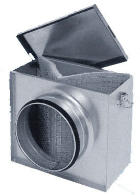 Фильтр прямоугольный Dvs FSL d 125