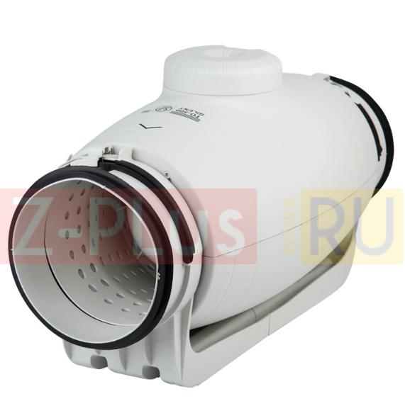 Канальный вентилятор Soler & Palau TD-250/100 SILENT