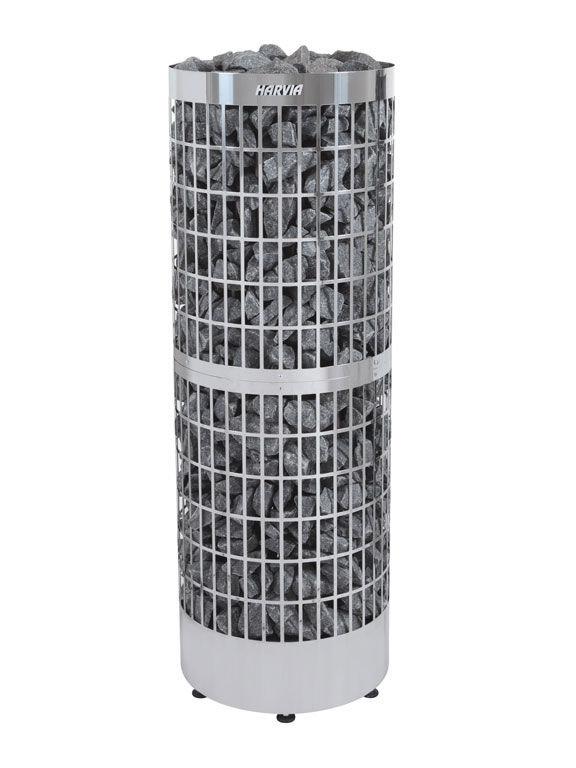 Электрическая печь Harvia Cilindro PC165E/200E-Steel