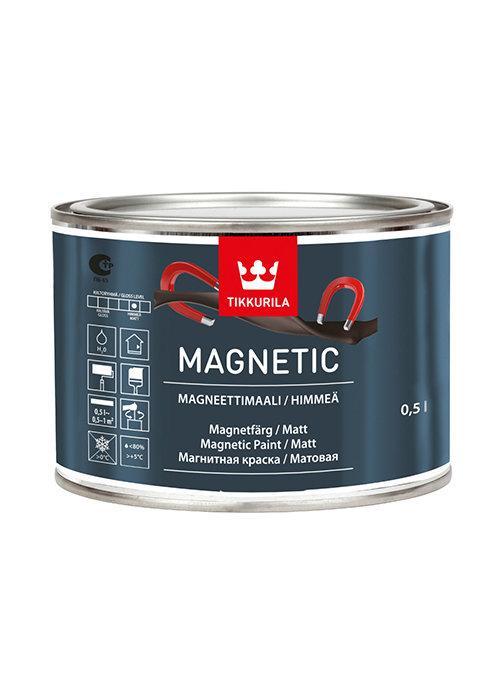 Tikkurila Magnetic (магнитная краска)