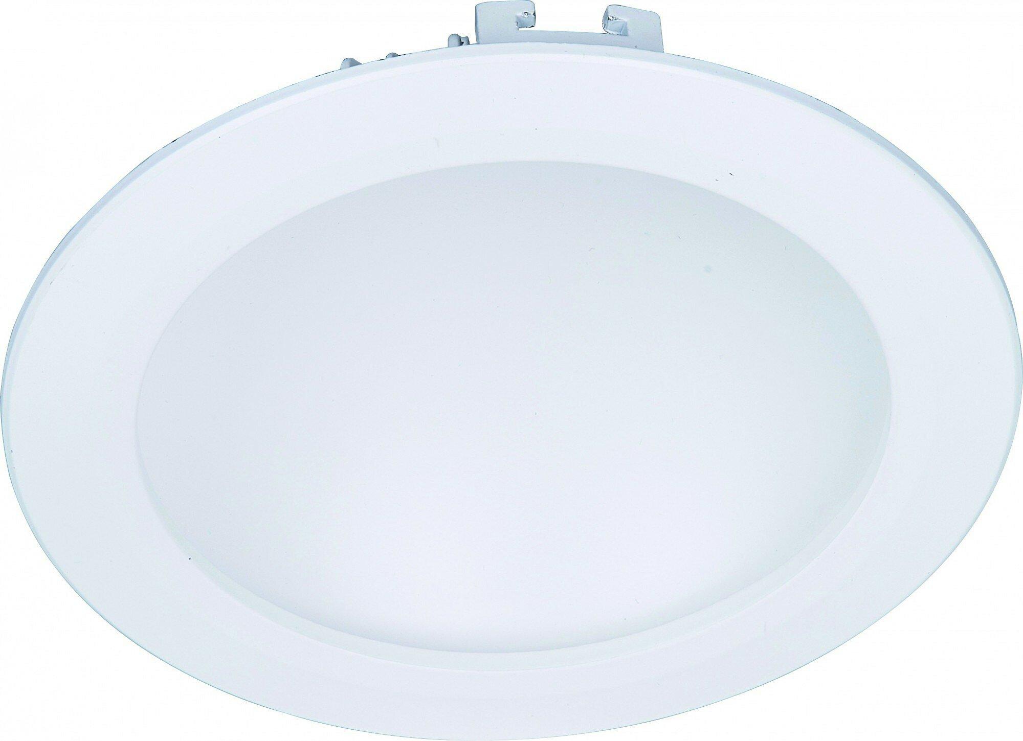 Встраиваемый светильник Arte Lamp A7016PL-1WH