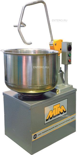 Тестомесильная машина Сарапульский ЭГЗ МТМ-65МНА 1,1 кВт с дежой