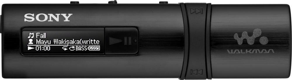 Плеер Sony NWZ-B183F (черный)
