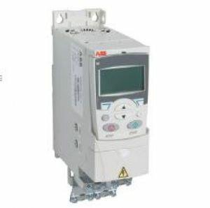 Преобразователи частоты ACS355-03E-08A8-4 Преобразователь частоты 4 кВт, 380В, 3 фазы, IP20, (без панели управления) ABB