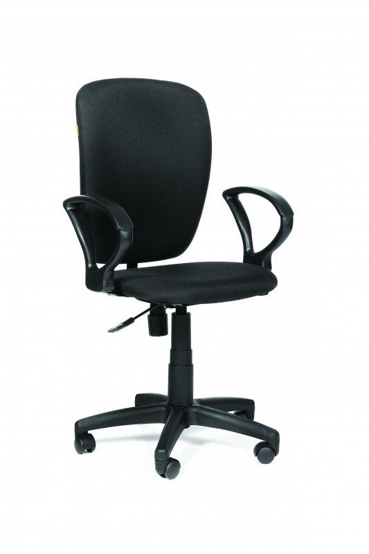 Кресло для персонала CHAIRMAN 9801 15-21 черный PL 002 black