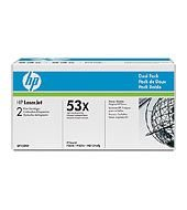 Тонер-картридж HP Black Dual Pack для LJ P2014/P2015/M2727mfp