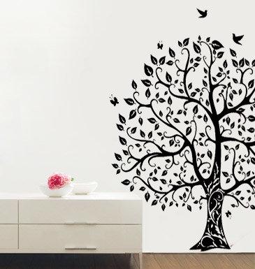 Интерьерная наклейка Дерево