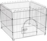 Вольер Triol K1 для животных (Д 84 х В 69 см, Черный)