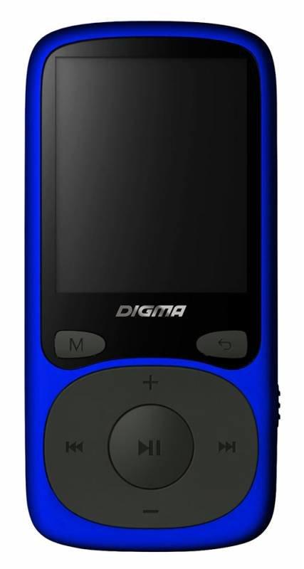 Плеер Digma B3 8Gb (синий)