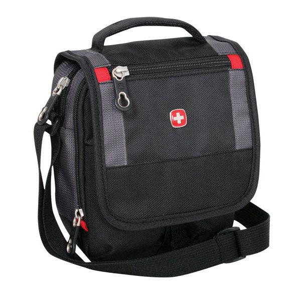 Wenger Сумка-планшет WENGER, черный/серый 1092239
