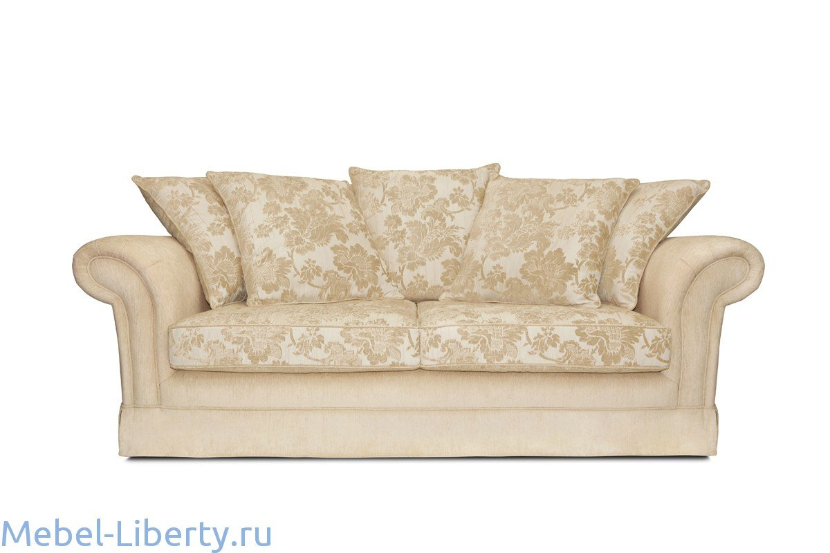 диван 3-х местный Liberty Torino TOR3R/ VIP