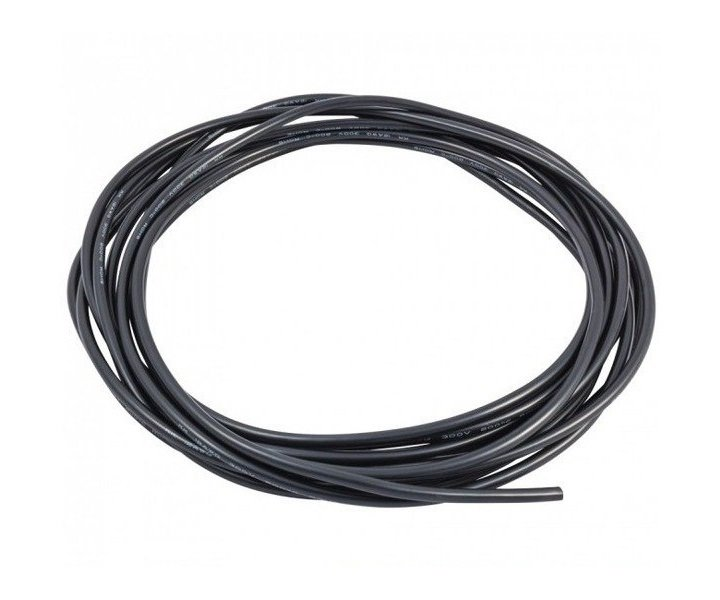 Провод iPower 18 AWG Black, 100 см (RW18)
