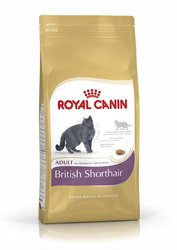 Сухой корм для взрослых кошек породы Британская Короткошёрстная Royal Canin (Роял Канин) ФБН 2 кг