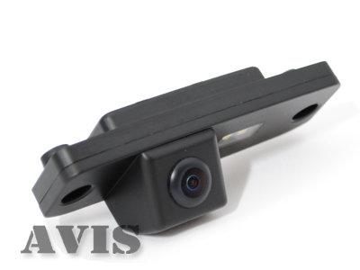 CCD штатная камера заднего вида AVIS AVS321CPR (#023) для KIA CARENS / CEE'D / CEE'D SW / MOHAVE / OPIRUS / SORENTO / SPORTAGE (2010-...)