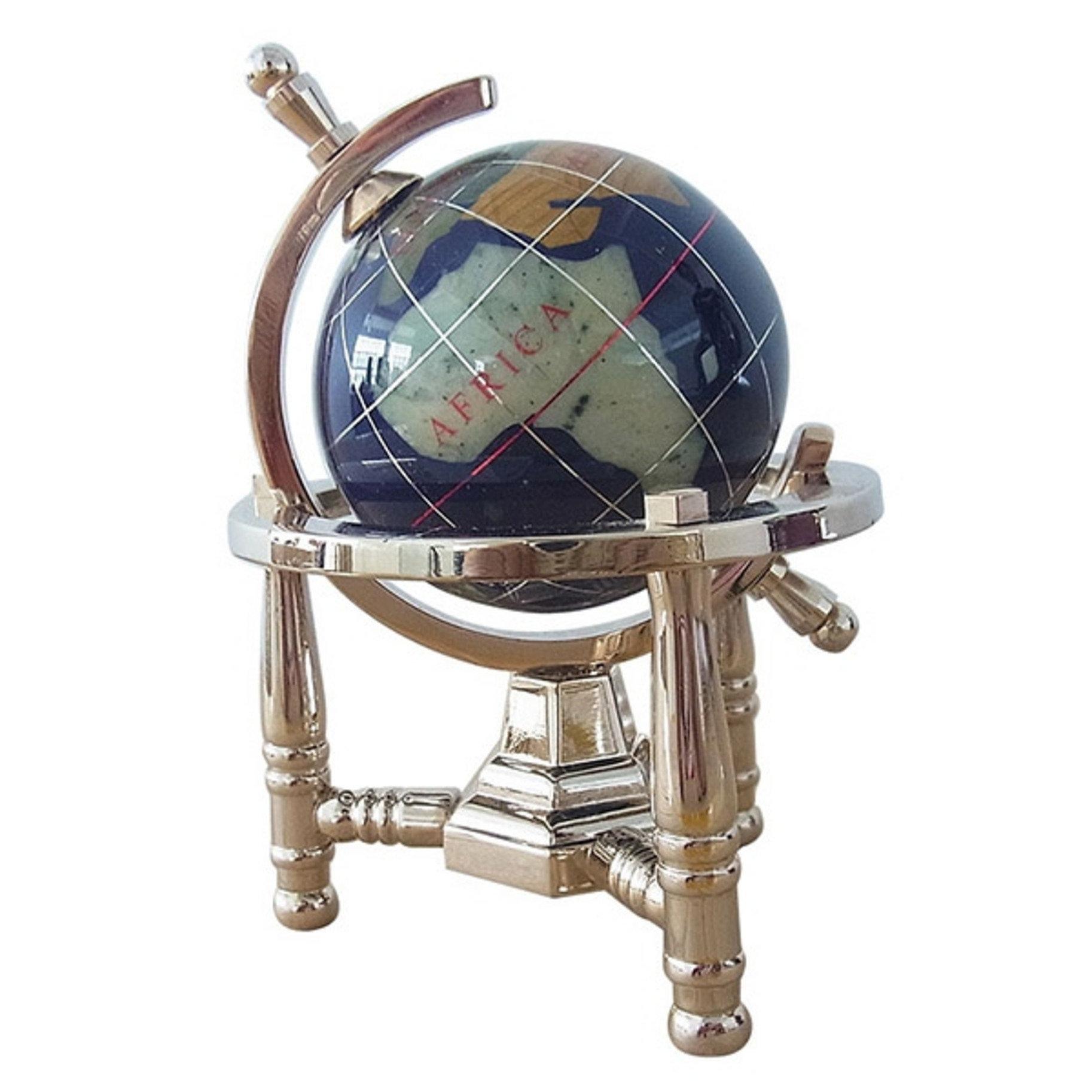 Глобус настольный сувенирный