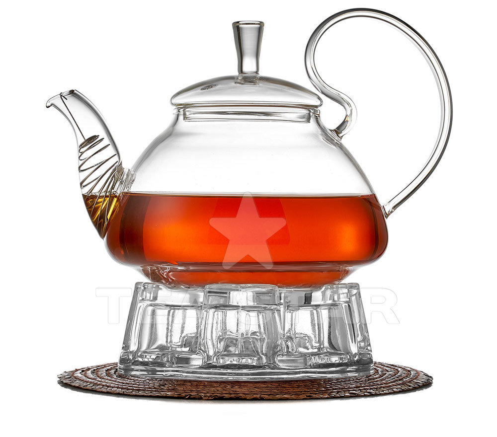 заварочный чайник с подогревом из стекла россия купить