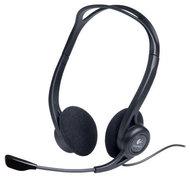 Гарнитура проводная Logitech Stereo Headset 960 - фото 1