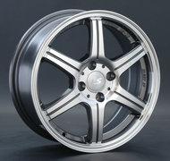 Диск LS Wheels 176 6,5x16 4/114,3 ET45 D73,1 GMF - фото 1