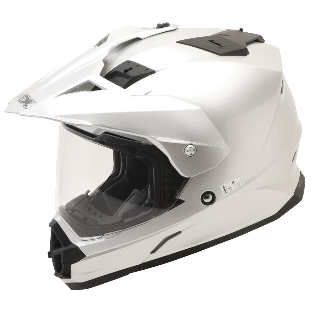 Afx FX39 мотошлем белый перламутр (цвет: белые, размер: xs)