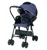 Прогулочная коляска Combi Mechacal Handy Light S (purple)