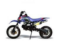 Мотоцикл спортивный XYQH-806W синий