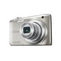 Компактный фотоаппарат Nikon Coolpix A100 Silver, Nikon