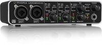 Behringer UMC204HD Внешняя звуковая карта, 2входа, 4 выхода