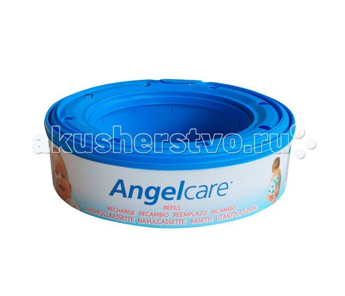 Angelcare Кассеты для накопителя подгузников AR9003-EU 9 (3 шт.)