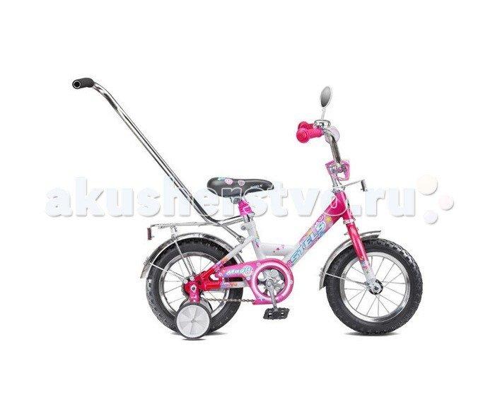 Велосипед двухколесный Stels Magic 12 (2015) Розовый/Белый