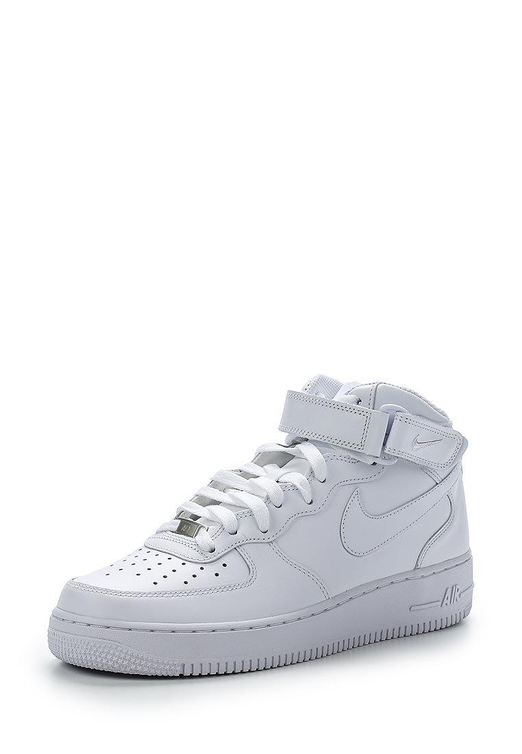Кроссовки Nike высокие Мужские кроссовки AIR FORCE 1 MID '07 315123-126-12