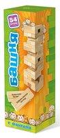 Нескучные игры Башня с заданиями для детей