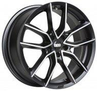 BBS XA 8.5x19 5x112 ET 46 Dia 82 BLACK DIAMOND CUT - фото 1