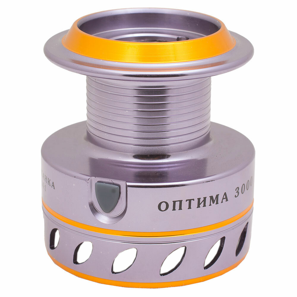 Шпуля металлическая для катушки Волжанка Оптима 1000