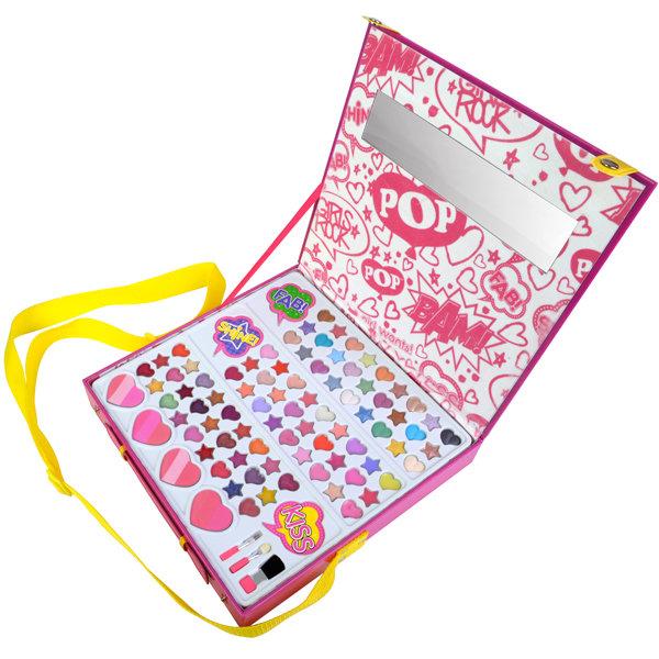 Косметика и духи для девочек Markwins 3704551 POP Большой Игровой набор детской декоративной косметики для лица