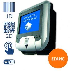 Прайс-чекер штрих-кода NQuire 232 RW-C 2D c RFID LAN / WiFi 802.11b/g, Touch Screen