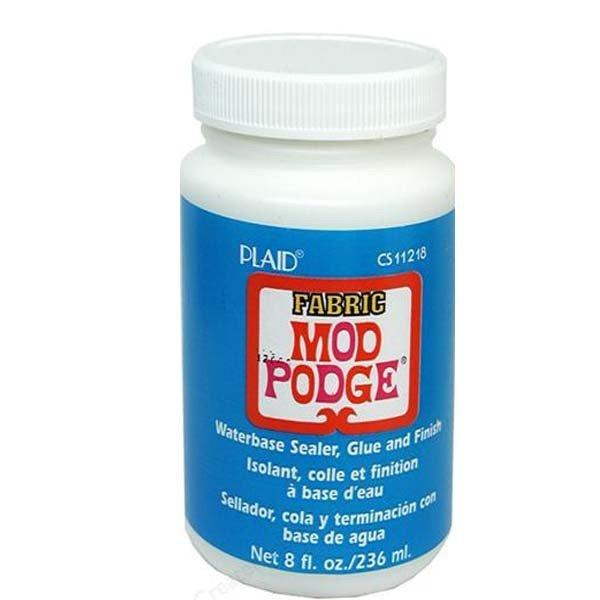 Текстильный Лак-клей для декупажа 11218 Mod Podge Plaid PLD-CS11218