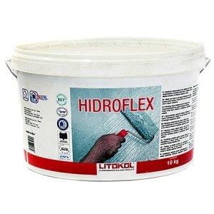 Гидроизоляция готовая LITOKOL HIDROFLEX (литокол гидрофлекс), 10 кг